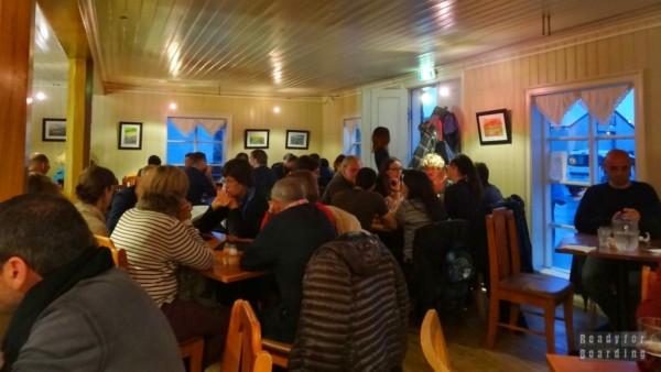 Bar w Vik - Islandia