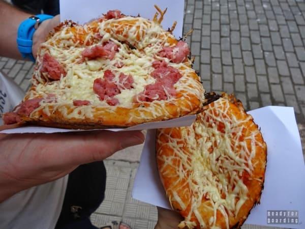 Jedzenie w Hawanie - Kuba