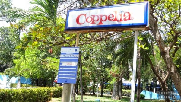 Lody w Coppelii, Hawana - Kuba