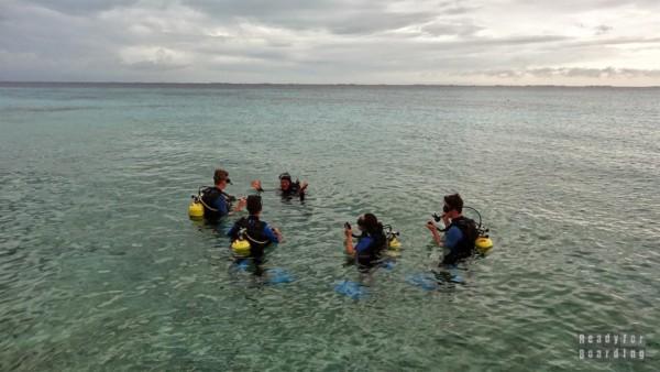 Nurkowanie w Punta Perdiz (Zatoka Świń) - Kuba