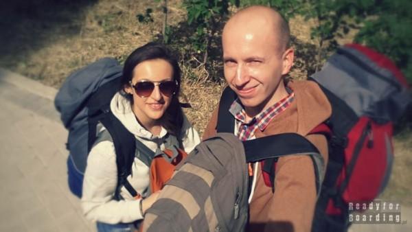 Nie jesteśmy backpackersami ;-)