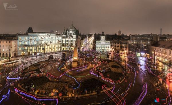 Plac Wolności - Autor: Olejniczak Photography, https://www.fb.me/olejniczakphoto