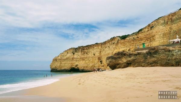 Praia de Vale Centeanes, Algarve