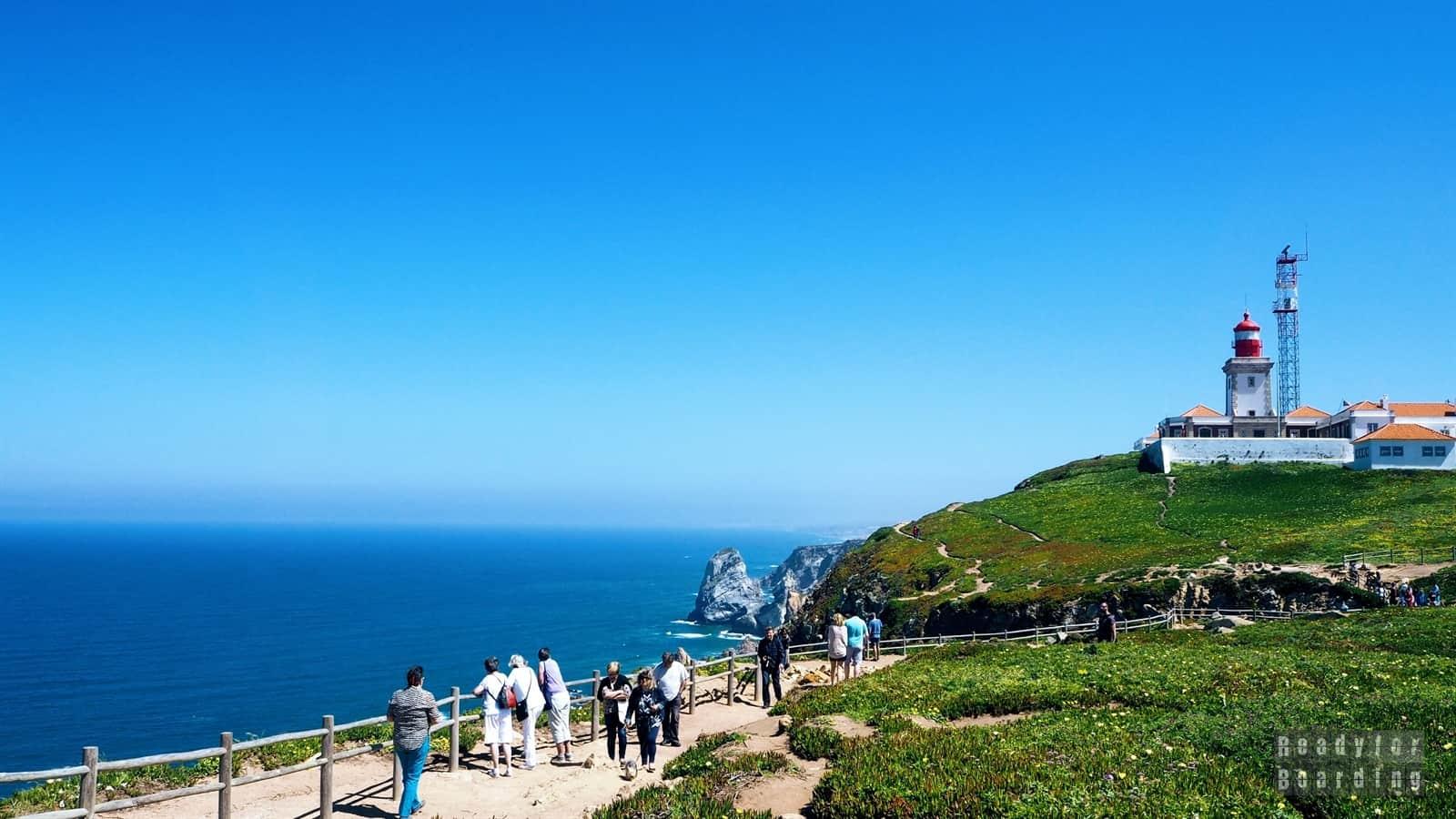 Portugalia - Cabo da Roca i Cascais (galeria zdjęć)
