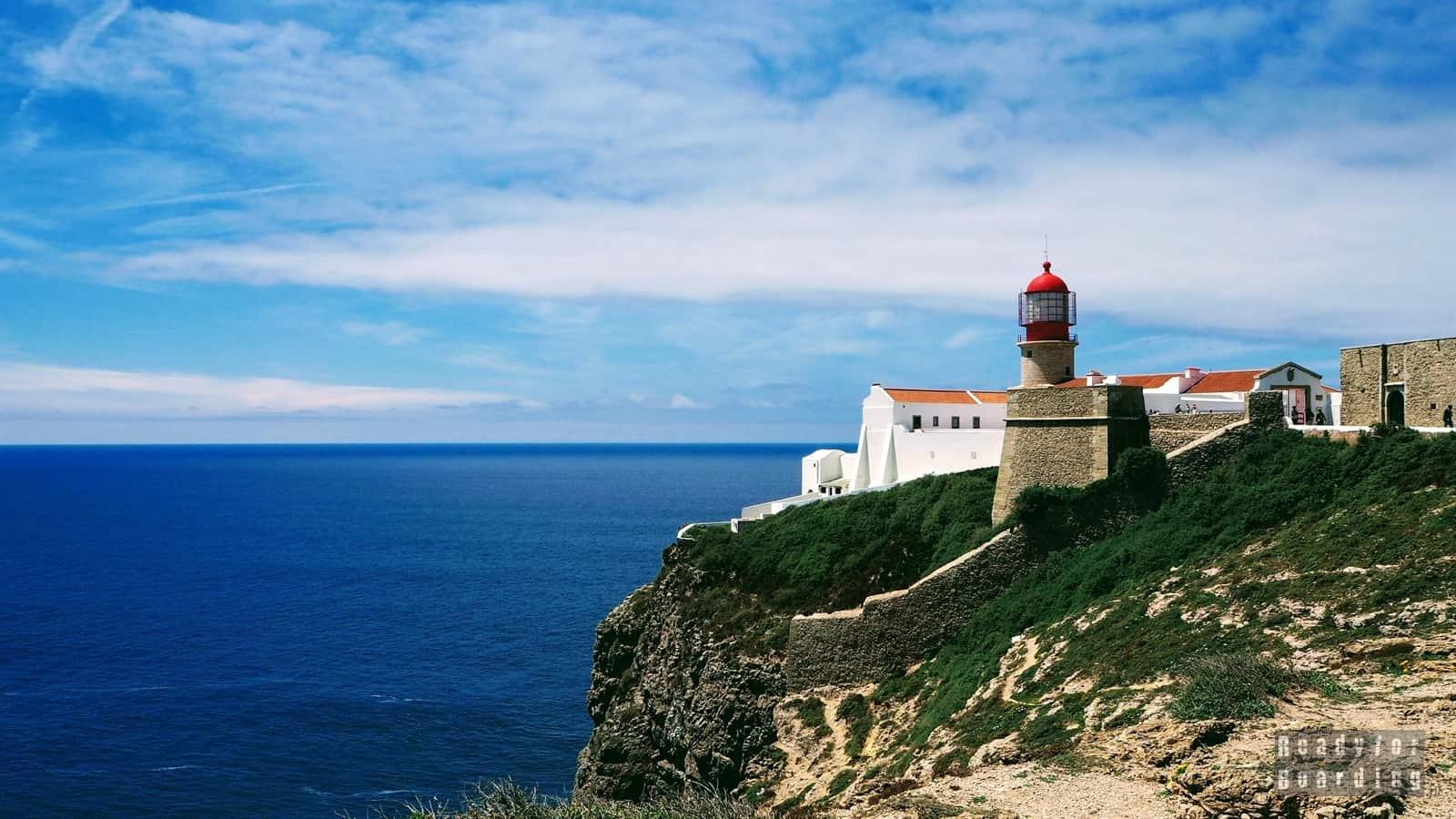 Portugalia, Algarve - Cabo de Sao Vicente i Faro (galeria zdjęć)