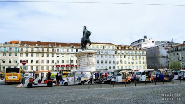 Praca do Figueira, Lizbona