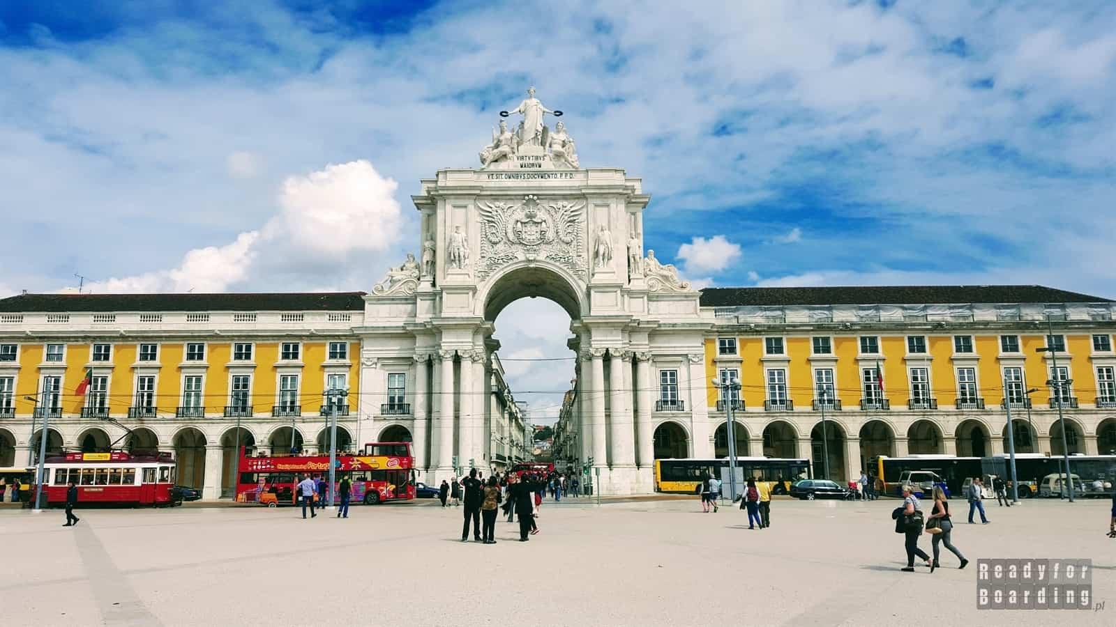 Portugalia - Lizbona cz. 1: Baixa i Alfama (galeria zdjęć)
