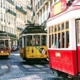 Lizbona – cz. 2: słynne tramwaje, windy, punkty widokowe…