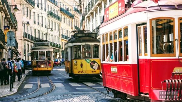 Tramwaje w Lizbonie