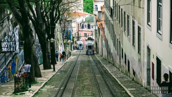 Windy w Lizbonie
