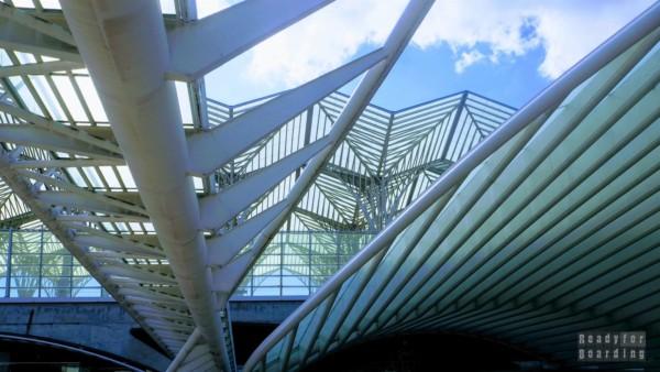 Dworzec Oriente, Lizbona