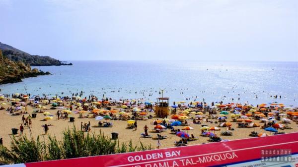 Golden Bay - Malta