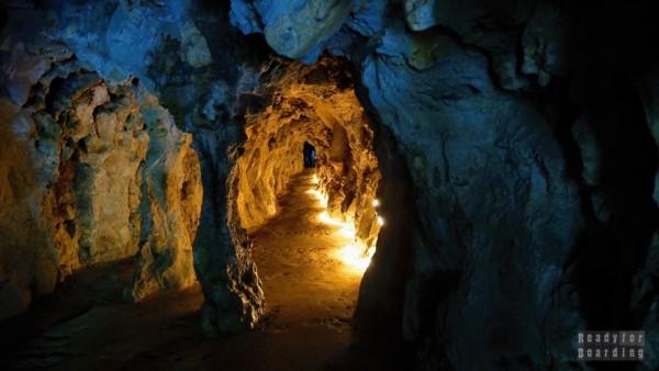 Tunele w Quinta da Regaleira, Sintra