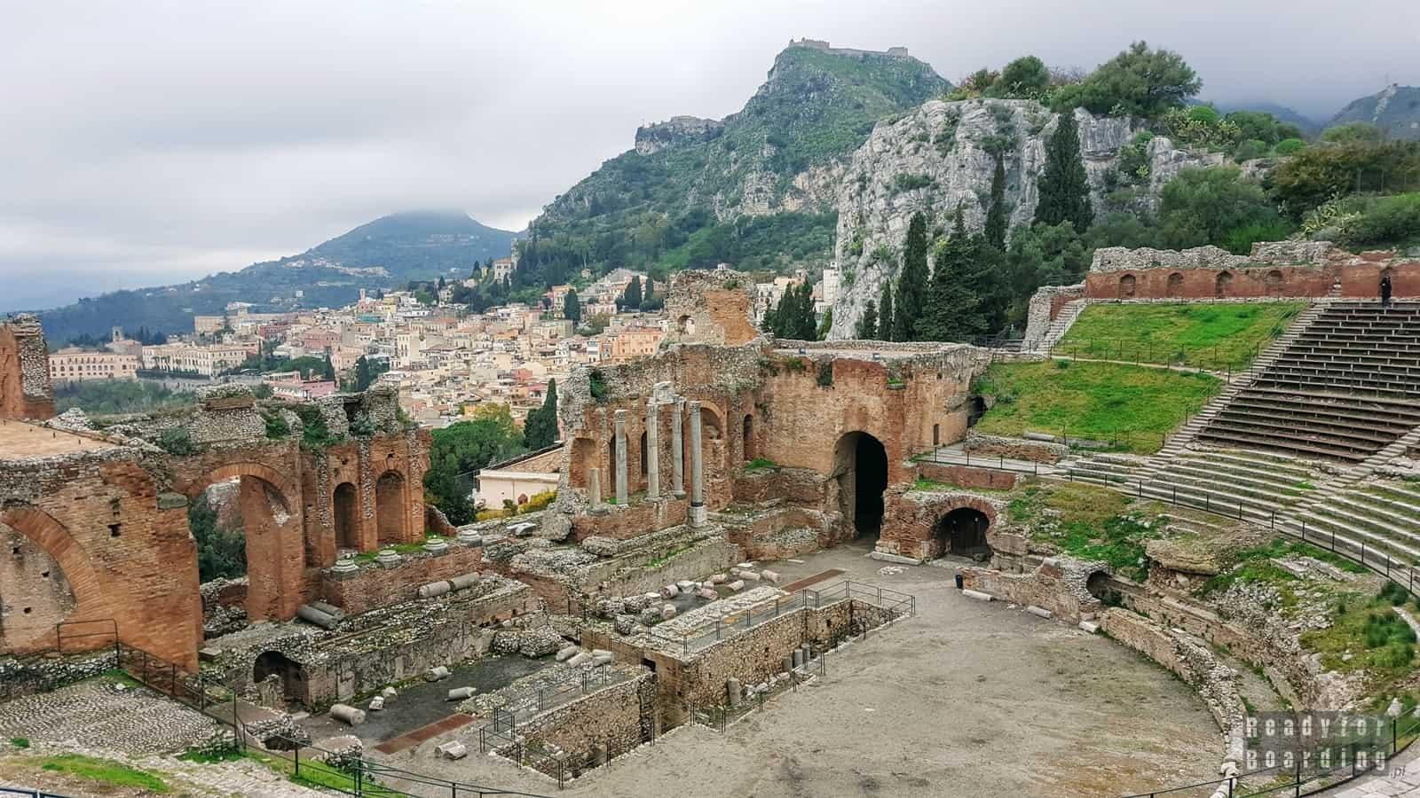Sycylia - Taormina (galeria zdjęć)