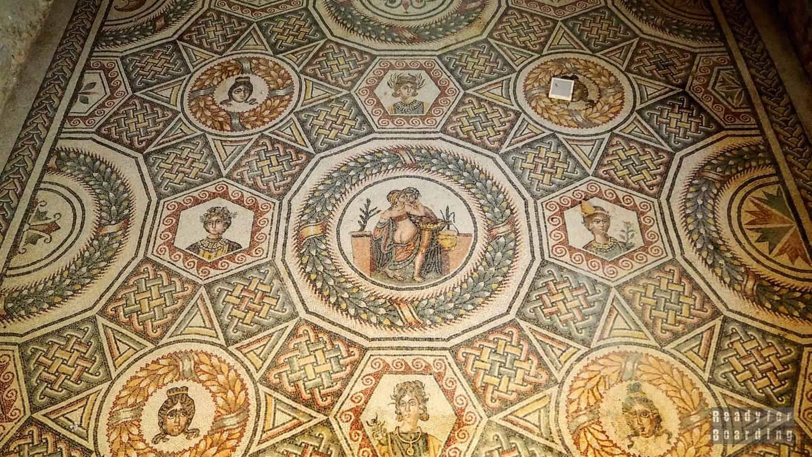 Sycylia - Villa Romana i Enna (galeria zdjęć)