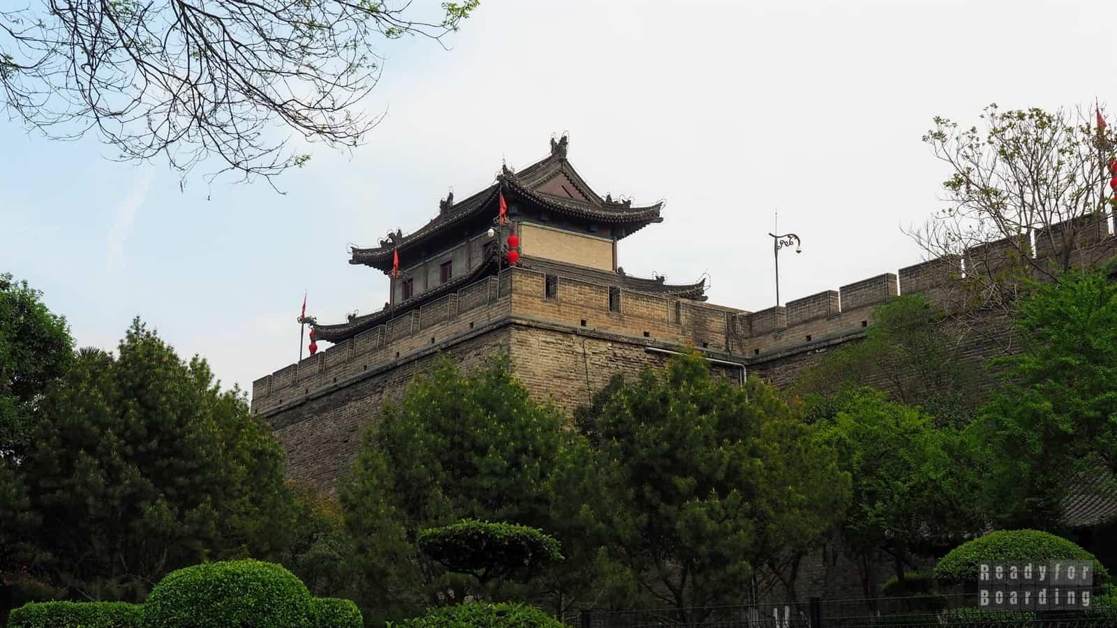Xi'an - zwiedzanie miasta (galeria zdjęć)