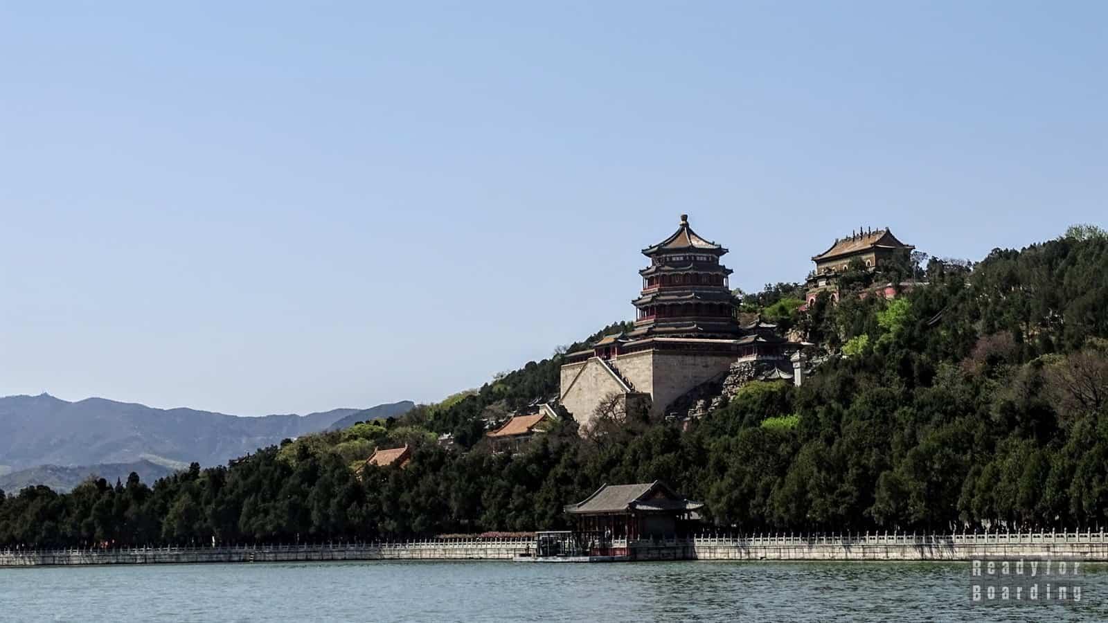Pekin - Pałac Letni, czyli Summer Palace (galeria zdjęć)