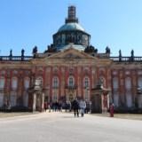 Poczdam i pałac Sanssouci