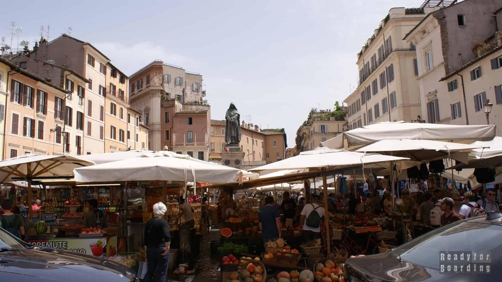 Włochy - dzień 4