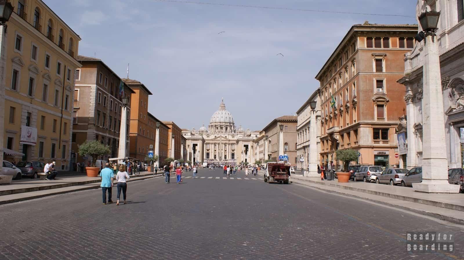 Włochy - dzień 5