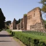 Rzym – Dzień 7: Termy Karakalli, Wille pod Rzymem