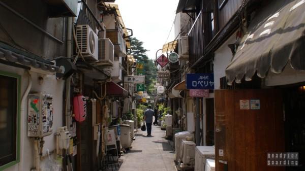 Tokio Japonia - Shinjuku Golden Gai