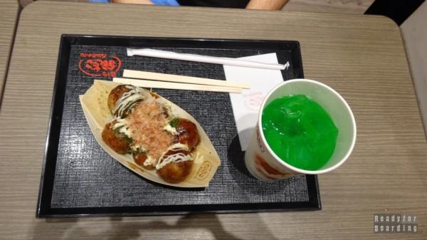 Japonia, Tokio - japońskie jedzenie