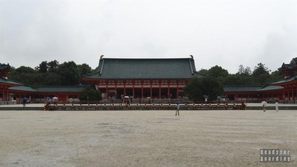 Kioto - Heian Shrine