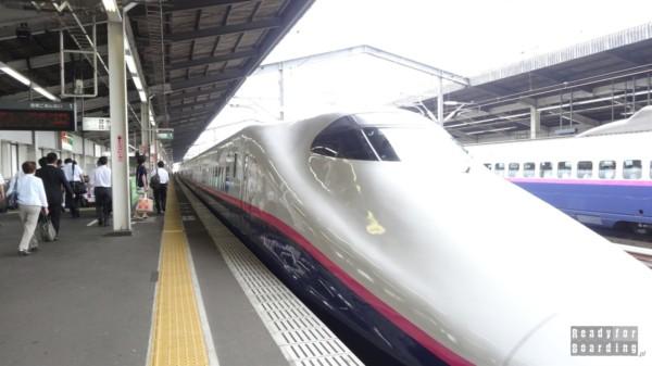 Japonia, szybki pociąg Shinkansen