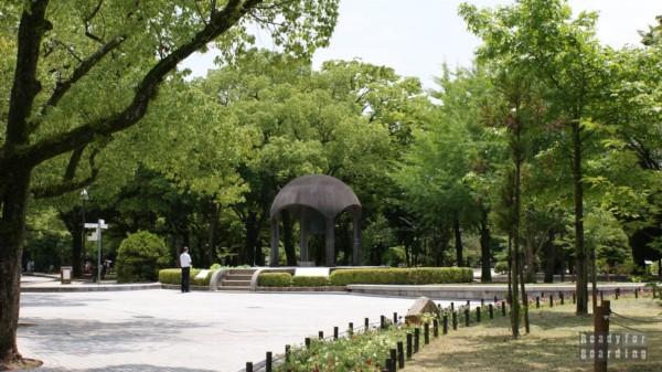 Hiroszima, Peace Memorial Park, Wielki Dzwon