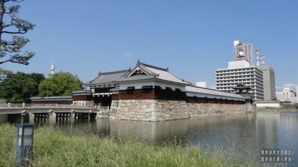 Hiroshima Castle, Hiroszima