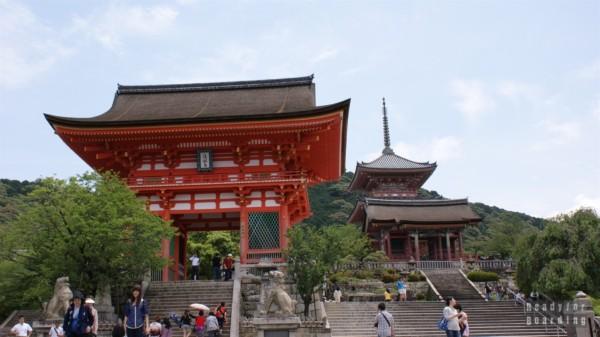 Kiyomizudera Temple, Kioto