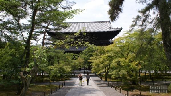 Nanzenji Temple, Kioto