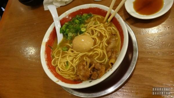 Zupa ramen w Japonii