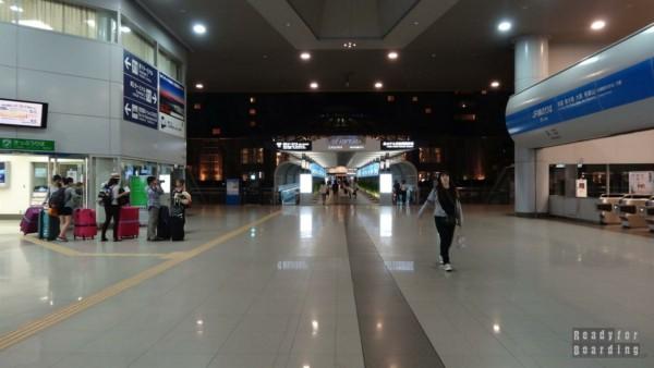 Kansai Airport - Osaka, Japonia