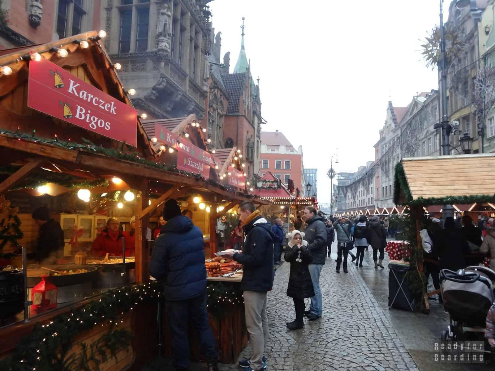 Wrocław - Jarmark Bożonarodzeniowy