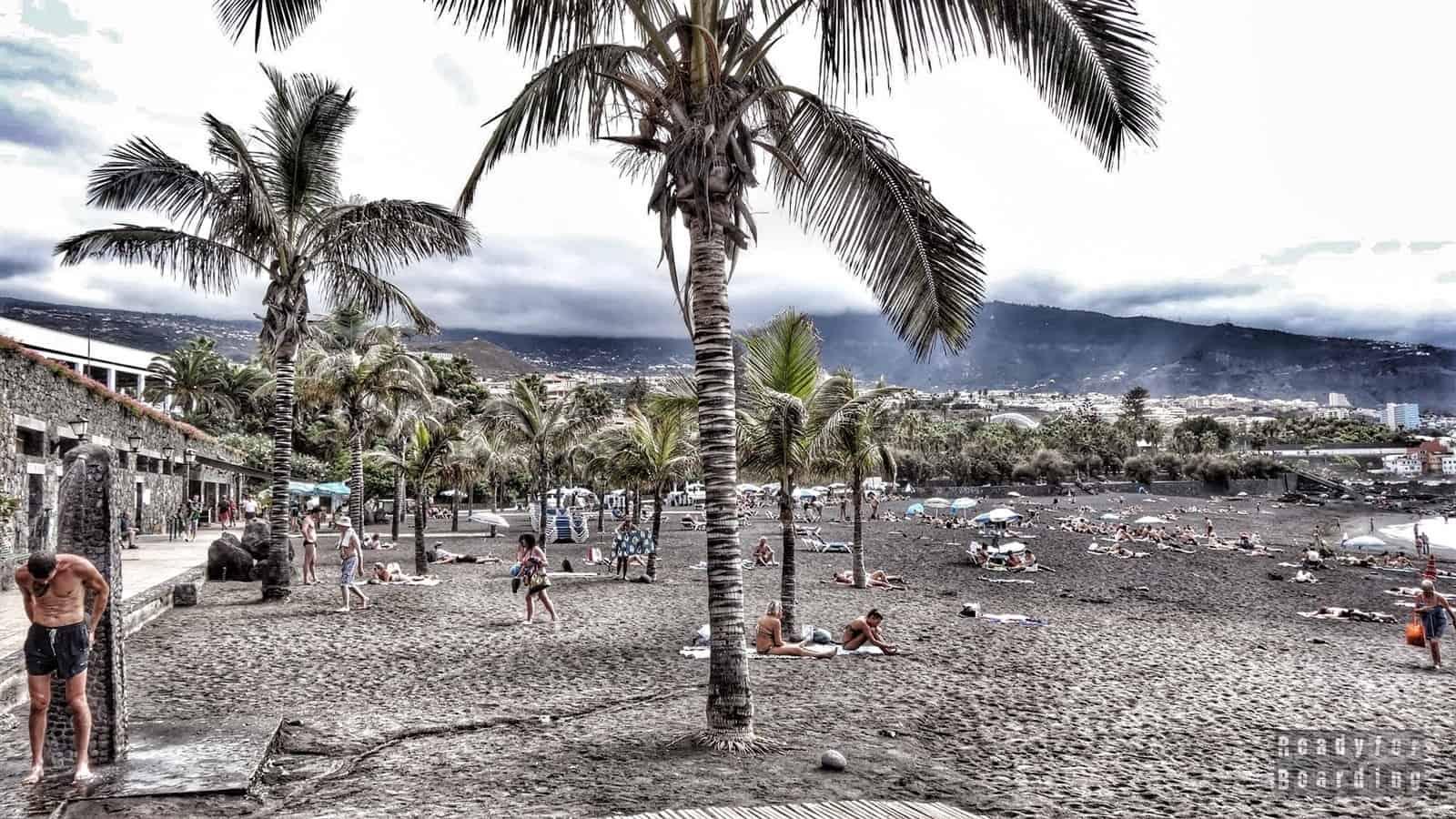Teneryfa - Puerto de la Cruz (galeria zdjęć)