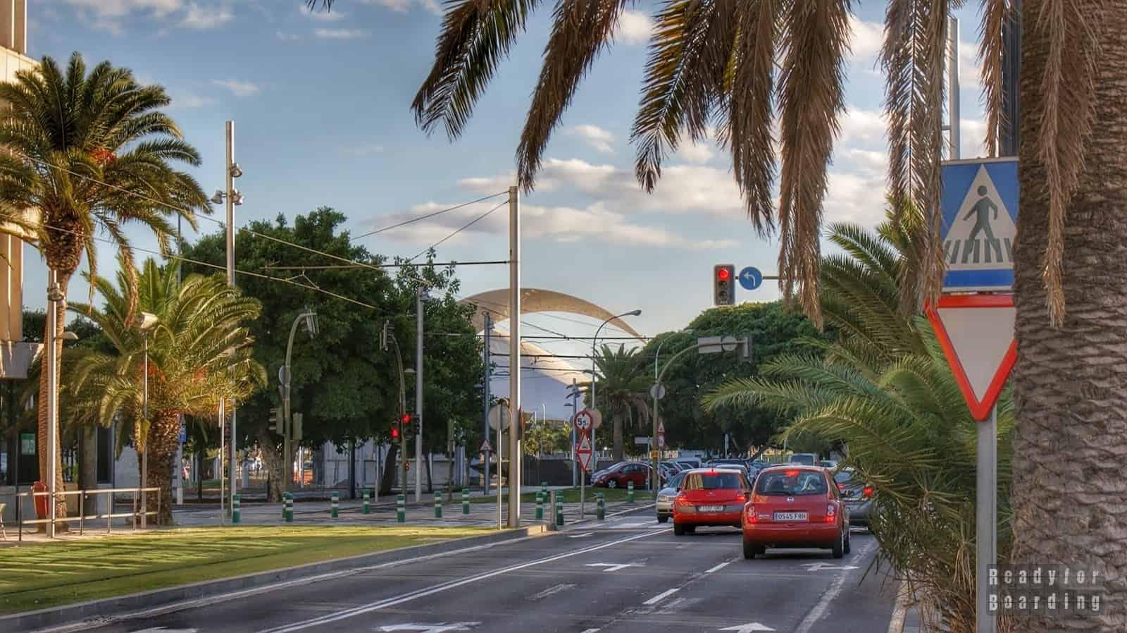 Teneryfa - Santa Cruz de Tenerife (galeria zdjęć)