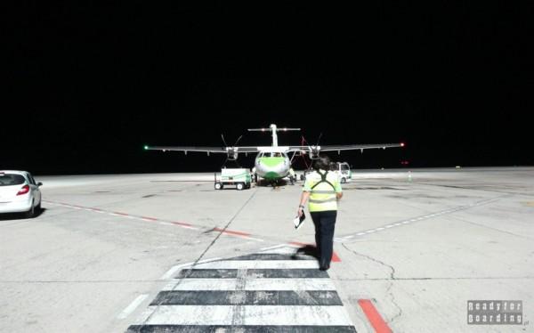 Lotnisko na Fuerteventura