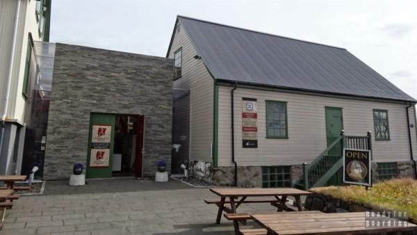 Settlement Centre w Borgarnes - Islandia