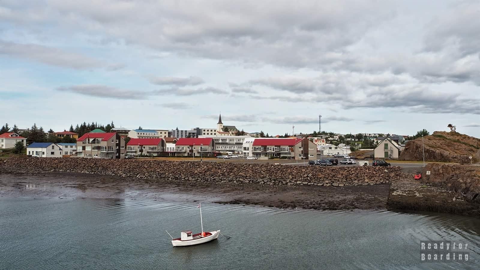 Borgarnes - Islandia