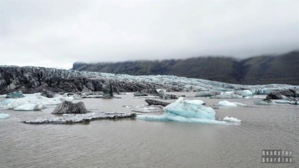 Lodowiec Skaftafellsjökull, Islandia