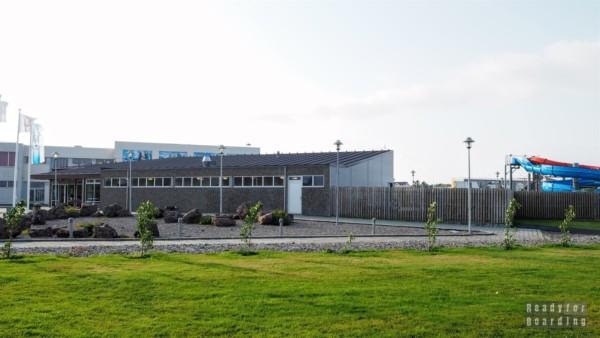 Baseny termalne w Höfn, Islandia