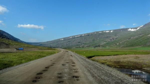 Droga drugiej jakości, Islandia