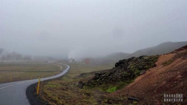 Krafla, Islandia północna