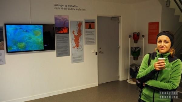 Elektrownia geotermalna, Krafla, Krafla, Islandia północna