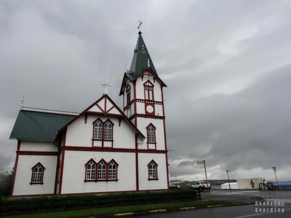 Húsavík, Islandia północna