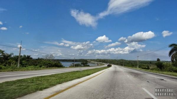 Droga do Vinales - Kuba