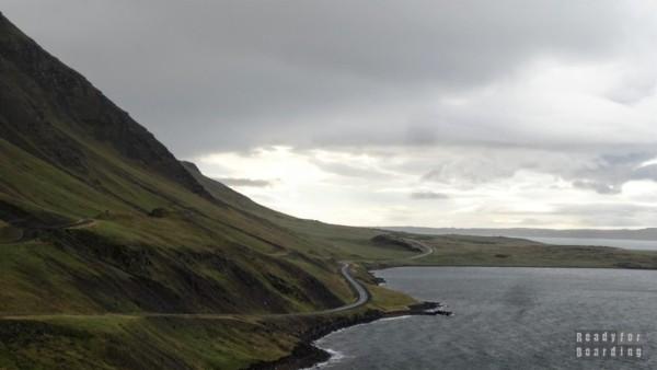 Droga do Reykjaviku