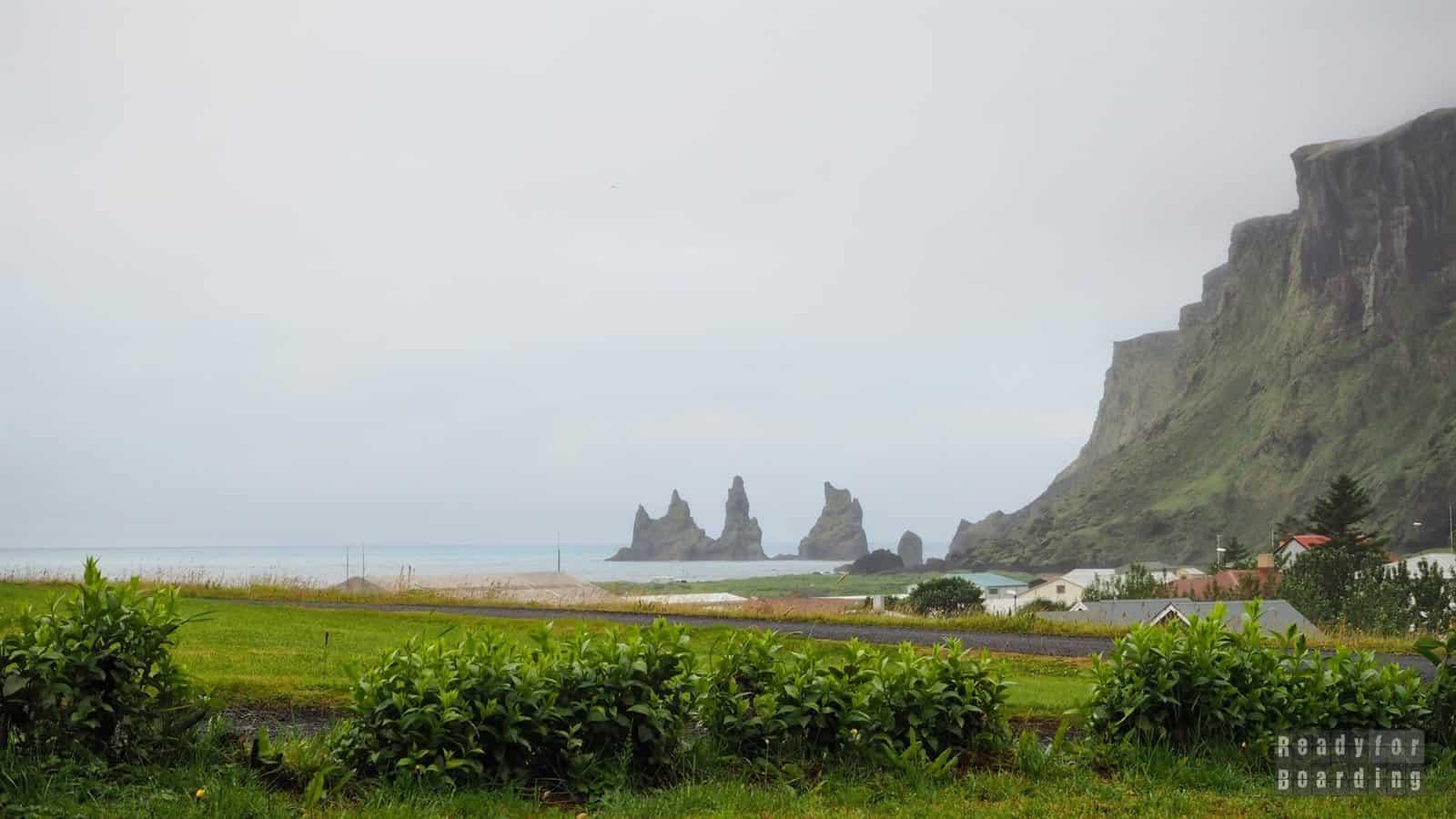 Islandia - droga do Vik (galeria zdjęć)